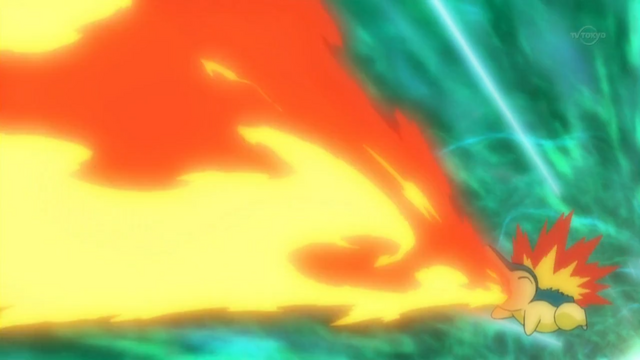 File:Ash Cyndaquil Flamethrower.png