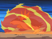 Jimmy Typhlosion Flame Wheel