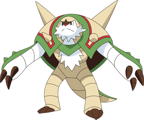 File:652Chesnaught XY anime.png