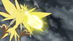 Zapdos XY110 Charge Beam