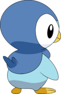 393Piplup DP anime 4
