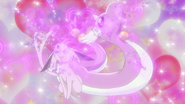 Amelia Dragonair Espeon Attract