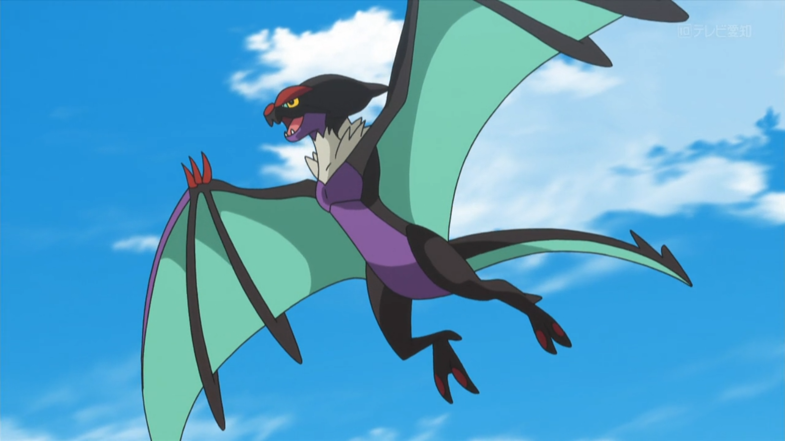 ashs noivern pok233mon wiki fandom powered by wikia