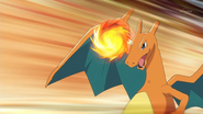 Red Charizard Mega Punch PO
