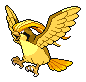 Pidgeot Shiny HGSS