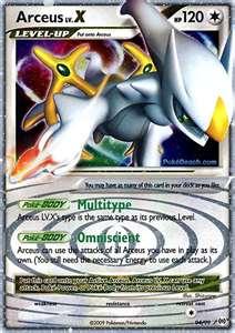 Arceus ex pokemon ex cards wiki fandom powered by wikia - Pokemon arceus ex ...