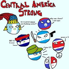 Central America Strong