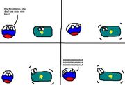 Russia&Kazakh