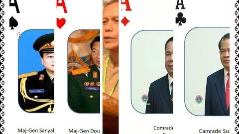 Beginning of the end of dictatorship in Laos ການເລີ້ມຕົ້ນຂອງຈຸດອາວະສານ ຂອງພວກພະເດັດການໃນລາວ