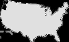 Cascadia map us