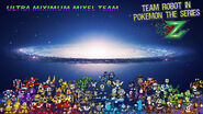 Team Robot in Pokémon XY&Z Mixels Poster (Redo)