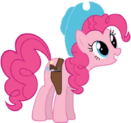 Pinkie cowgirl