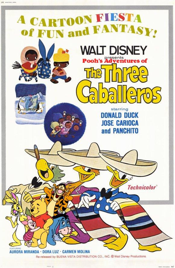 pooh s adventures of the three caballeros pooh s Harriet Tubman After Slavery Harriet Tubman Underground Railroad