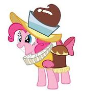 Pinkie Pie as Chancellor Puddinghead