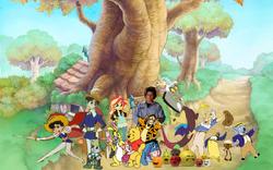 My Pooh's Adventures Team