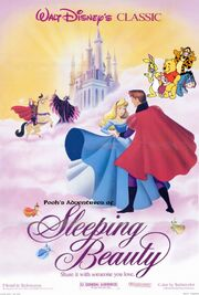 Pooh's Adventures of Sleeping Beauty Poster