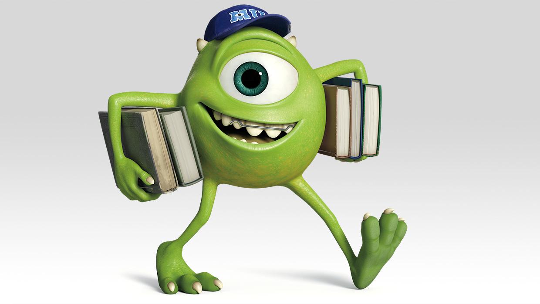 Monster University character, Mike Wazowski James P ...  |Monster University Character Mike