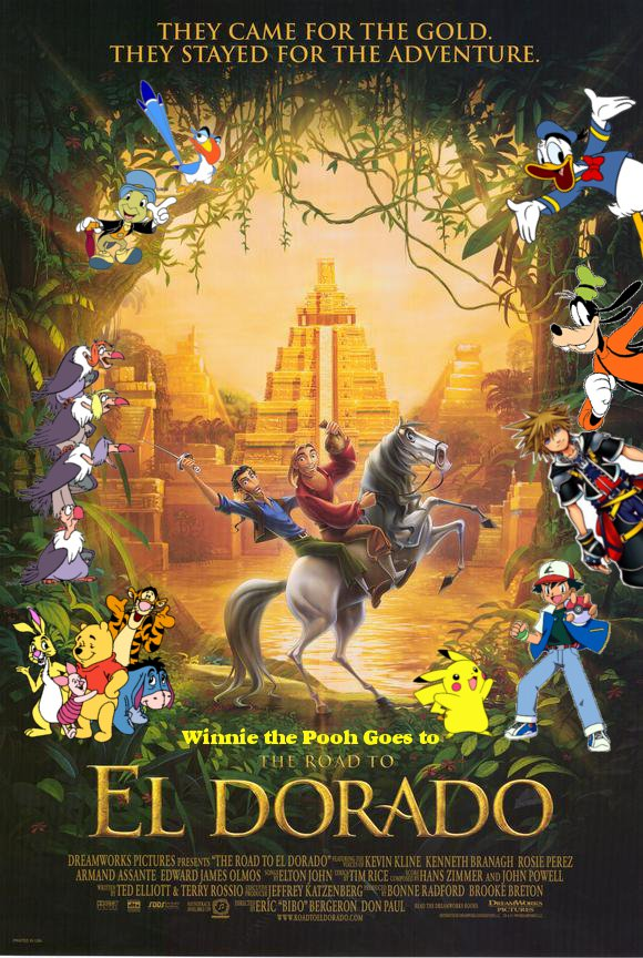 Title: The Road to El Dorado The Road to El Dorado Download full movies Watch free movies 580x864 Movie-index.com