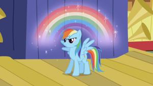 300px-Rainbow Dash's Rainbow S1E06-1-