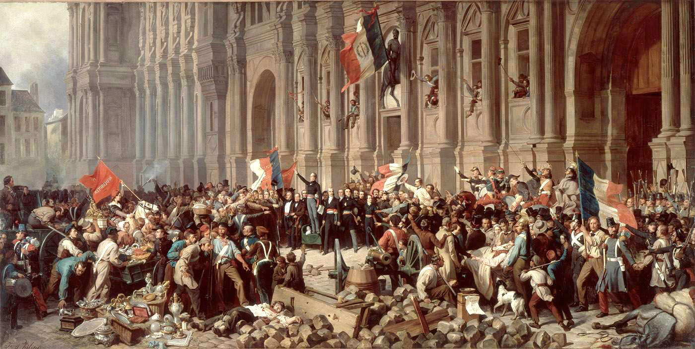 An overview of the events that characterized the french revolution