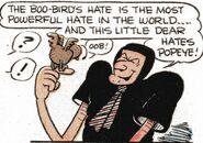 Sea Hag and the Boo Bird