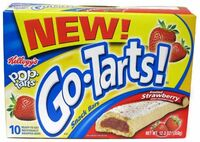 Strawberry Go Tarts