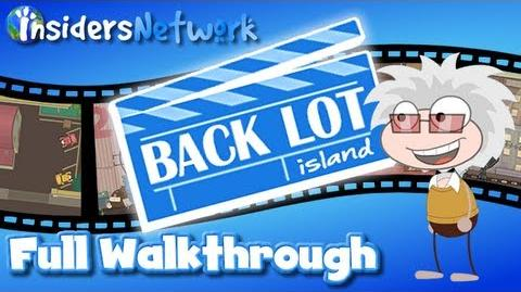 ★ Poptropica Back Lot Island Full Walkthrough ★