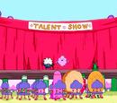 Pokaz Talentów w Słodkim Królestwie