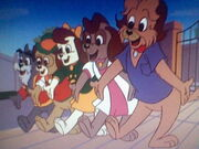 Pound Puppies Dance