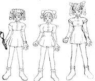 Kurara early design 3