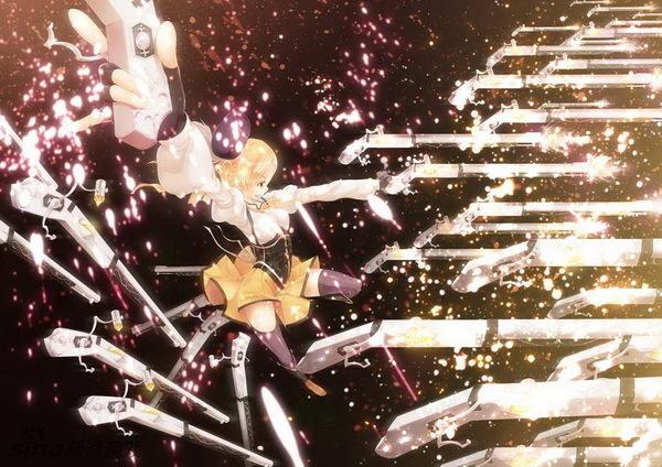 File:Puella Magi Madoka Magica Character Tomoe Mami doujin picture (3).jpg