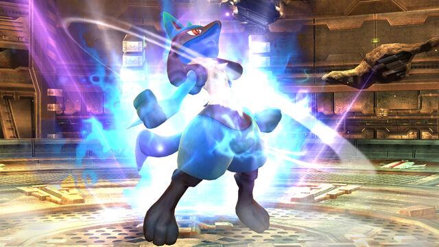 File:Lucario (SSB Wii U).jpg