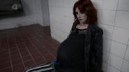 Abby Pregnant