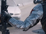 Winter Soldier Arm