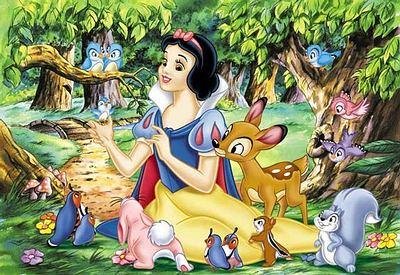 wiki forest animals snow white seven dwarfs
