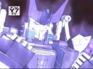 Megatron Armor of Unicron Power