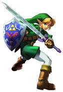 Link Soul Calibur 2