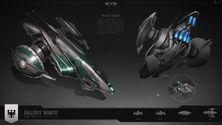 Gallente wraith by hazzard65-d6nkt2q