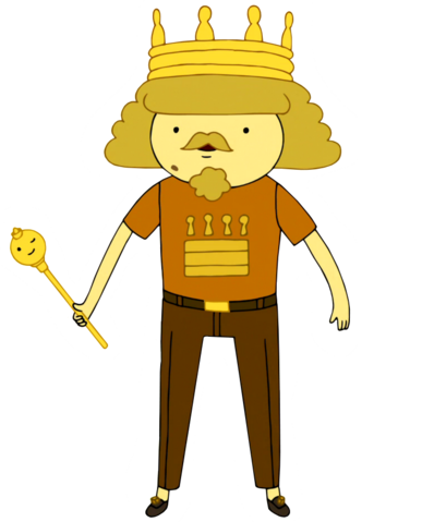 File:King of Ooo Adventure TIme.png