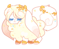 Custom flufferbun a greek goddess by fiuffer-d9uz8gr