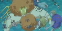 Underwater Combat