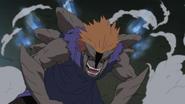 Jūgo's Sage Transformation