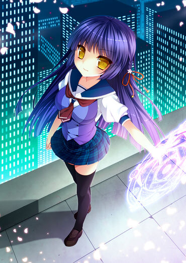 Student Purple