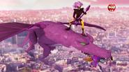 Guitar Villain Dragon Miraculous Ladybug