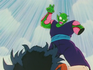 Piccolo Kills Raditz