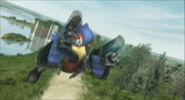 Falco dual wield