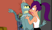 Leela Lifts Bender