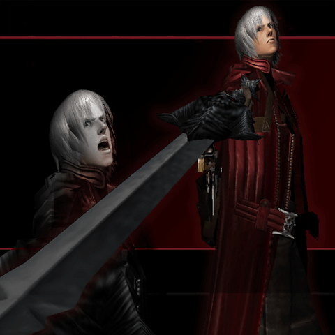 File:Devil May Cry 3 SE - DMC3 Dante.png