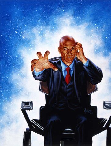 File:Professor X by JJusko.jpg