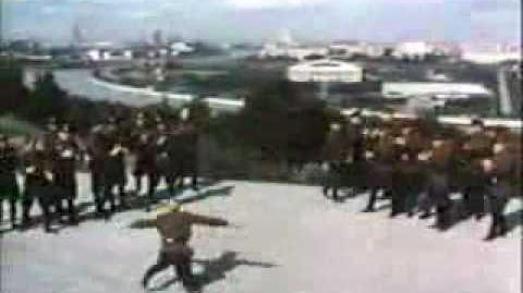 Dances of the soldiers
